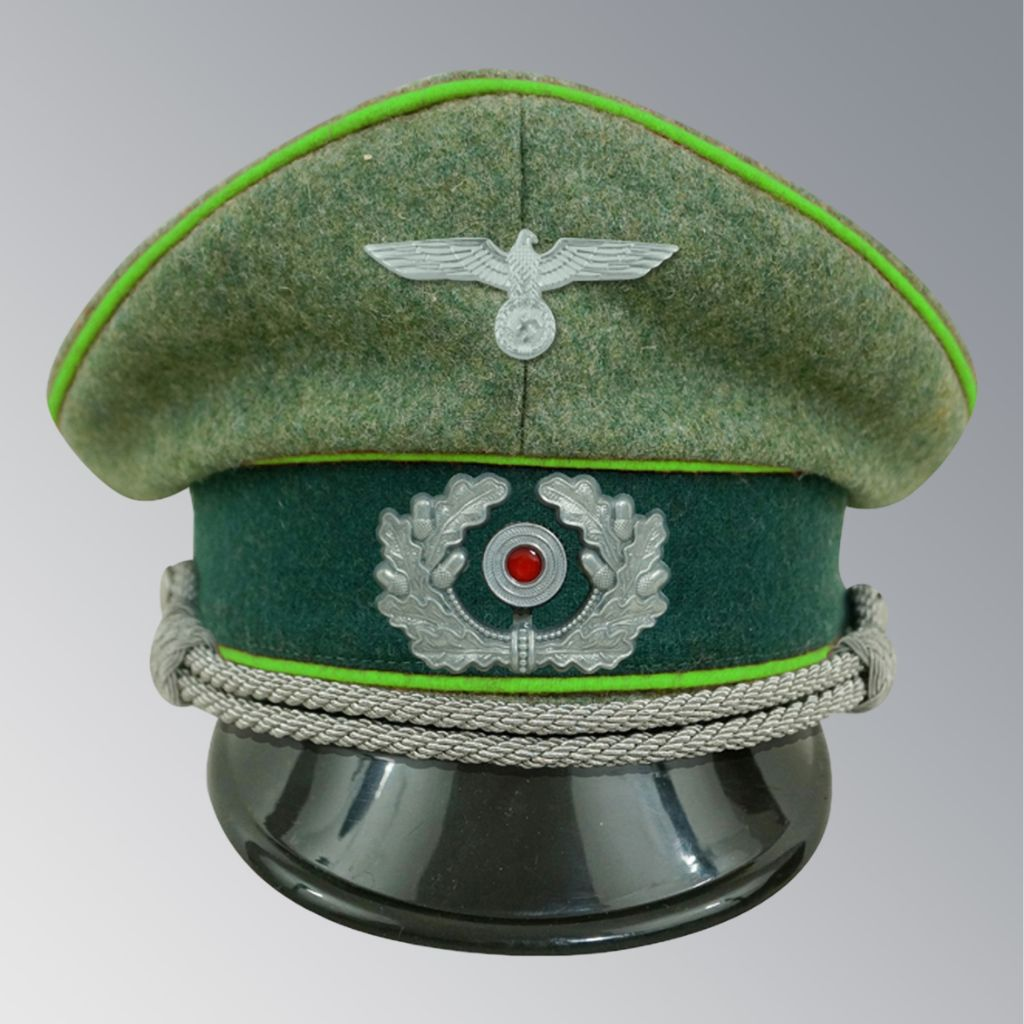 ALPINE TROOP OFFICER CAPS