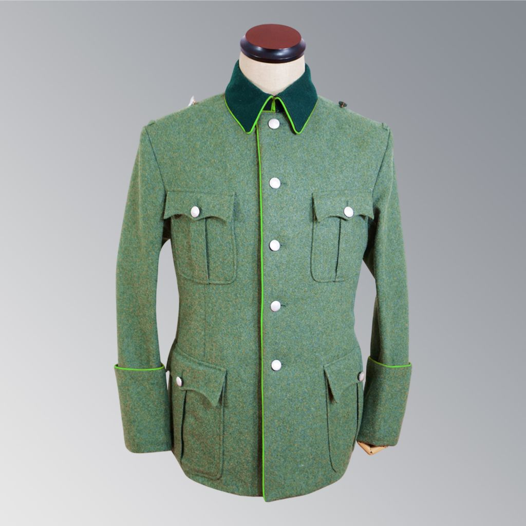 ALPINE TROOP OFFICER JACKETS