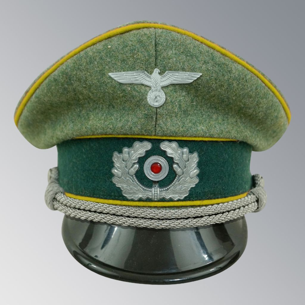 SIGNAL CORPS OFFICER CAPS