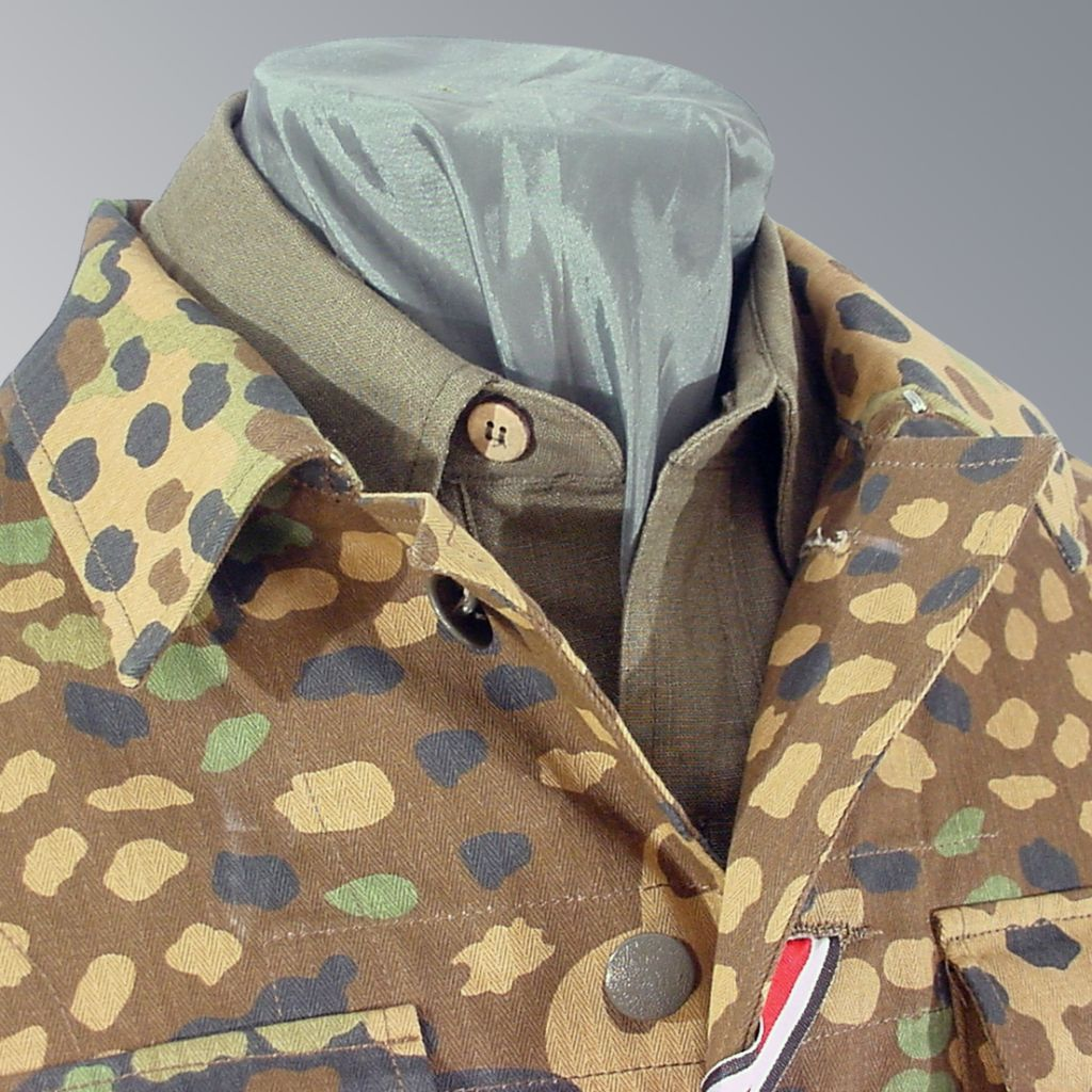 SS UNIFORMS - CAMOUFLAGE