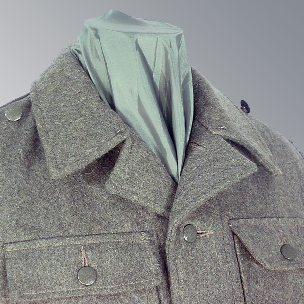 SS UNIFORMS - FIELD GREY WOOL