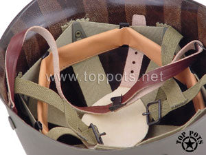 Factory Set Paratrooper A Straps & Chin Cup