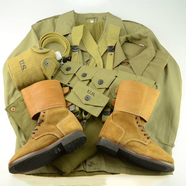 US WWII Reproduction Uniforms