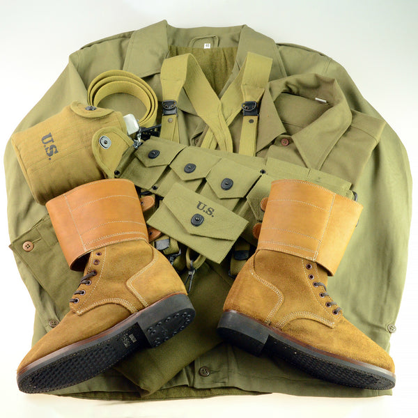 Reproduction WWII US Army Uniforms