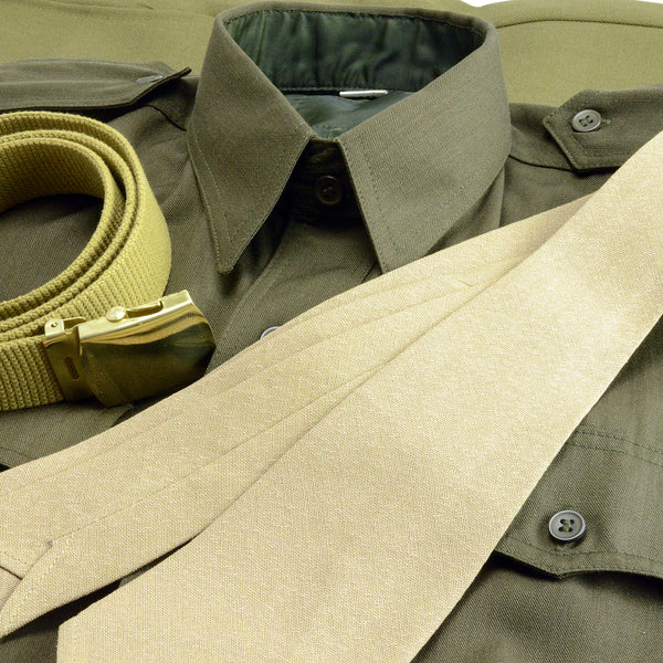 Reproduction US Army Officer Uniforms