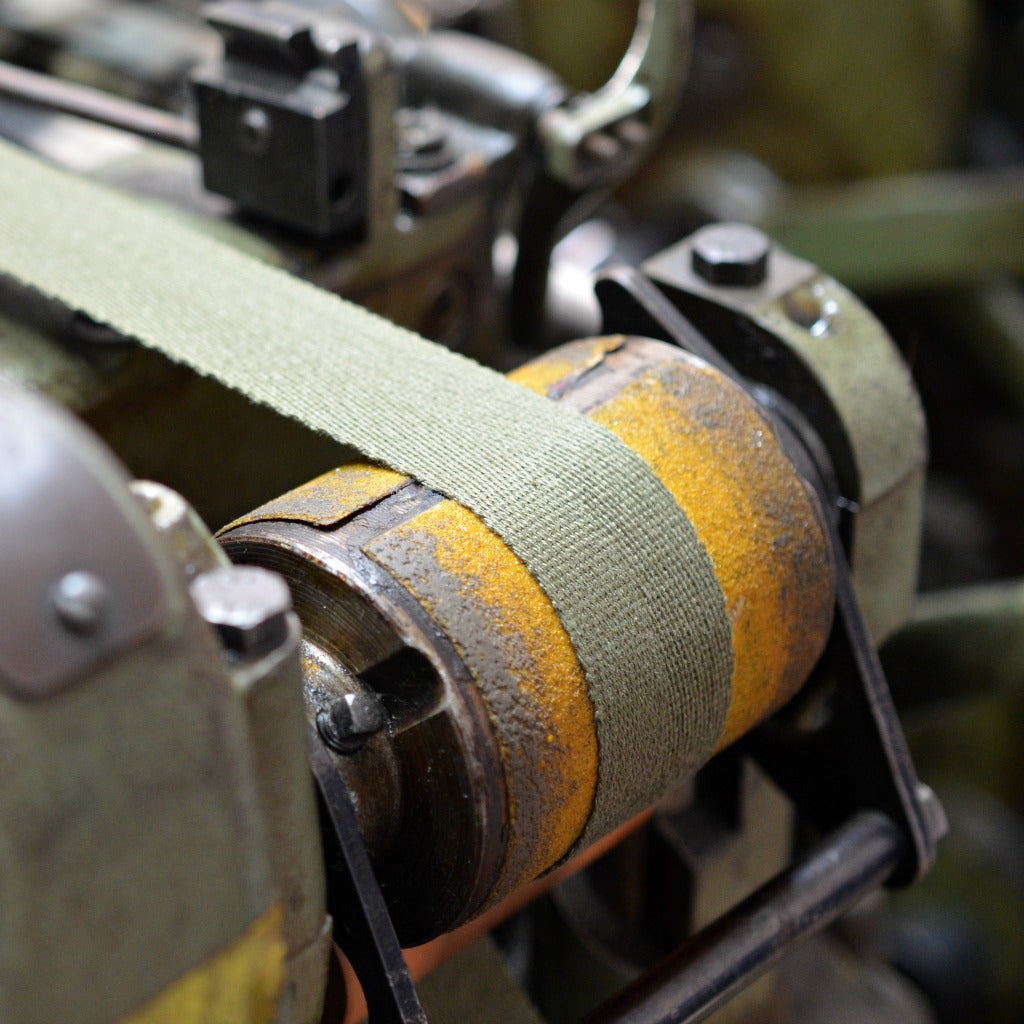 WWII M1 HBT Liner Suspension Cloth