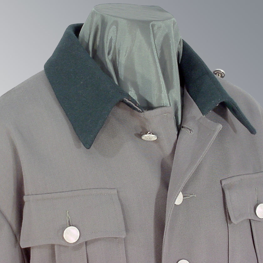 WWII German Army Officer M36 Gabardine Jacket