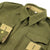 WWII Canadian Battledress P37 Uniform Jacket Khaki Green Wool
