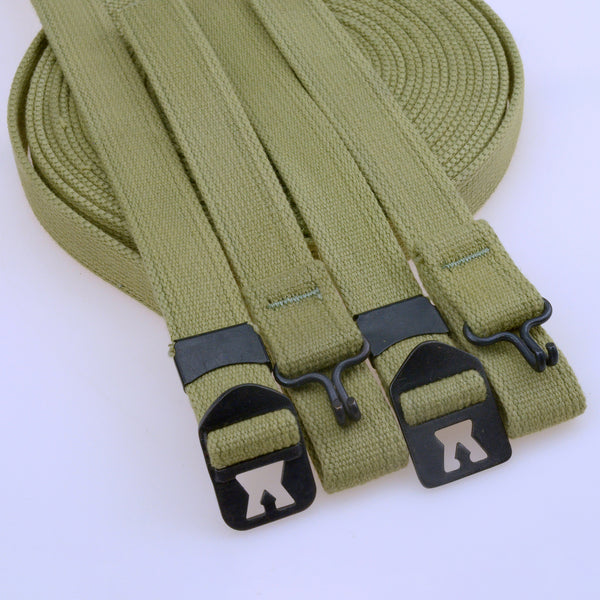 US WWII Infantry Chin Straps