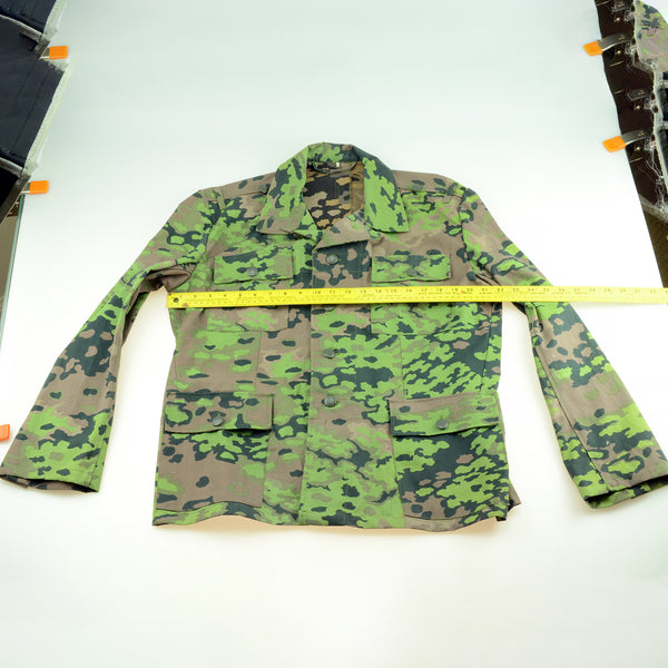 Reproduction WWII Spring Oak Camouflage Cotton Field Jacket