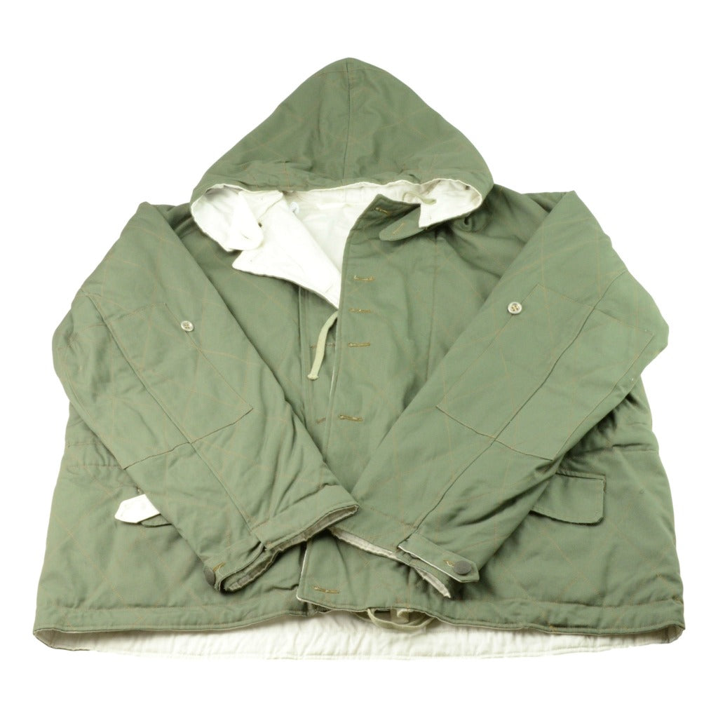 WWII German Paratrooper Parka