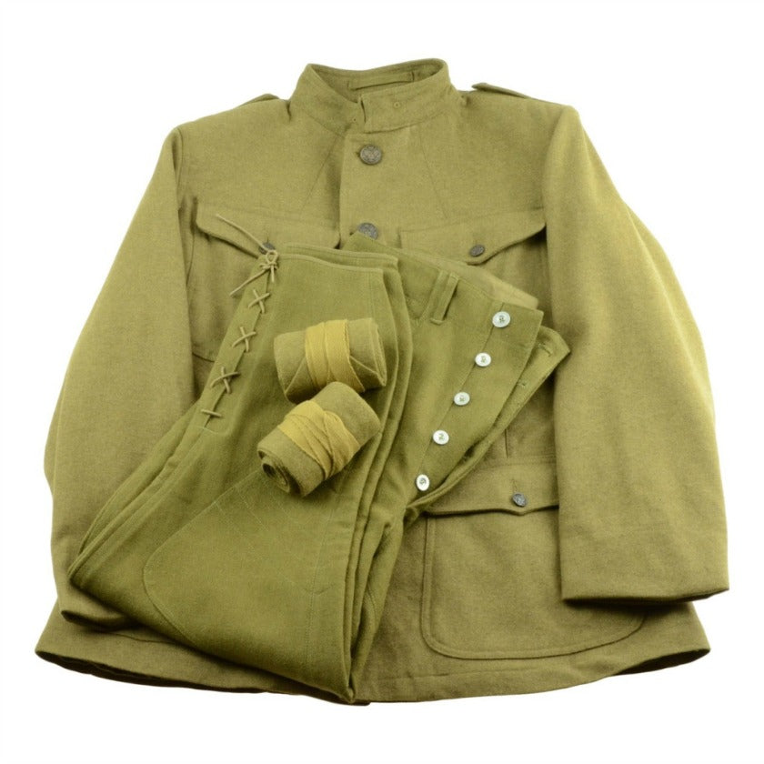 WWI US Army Doughboy Uniform