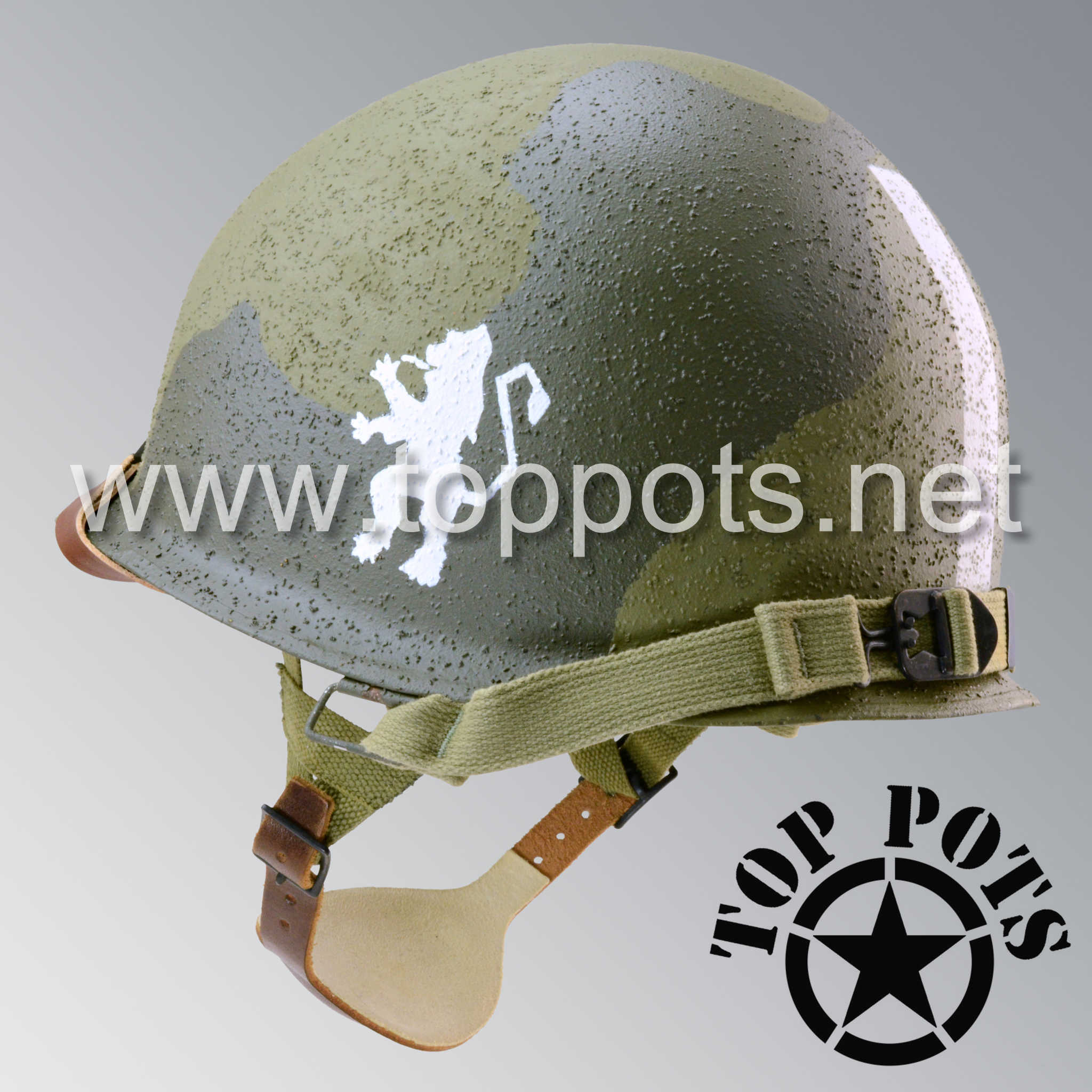 WW2 Reproduction,WWII//WWI Collectibles Goods,Collectibles Products,WWII repro LOT of 5 Chin Cups,WWII Reproduction WWII US Army Paratrooper Leather Chin Cup
