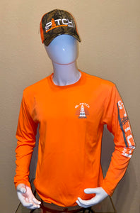 OPG DRI FIT LONG SLEEVE SHIRTS - 2 COLOR LOGOS