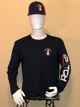 Load image into Gallery viewer, OPG DRI FIT LONG SLEEVE SHIRTS - COLLEGIATE COLORS