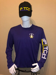 OPG DRI FIT LONG SLEEVE SHIRTS - COLLEGIATE COLORS