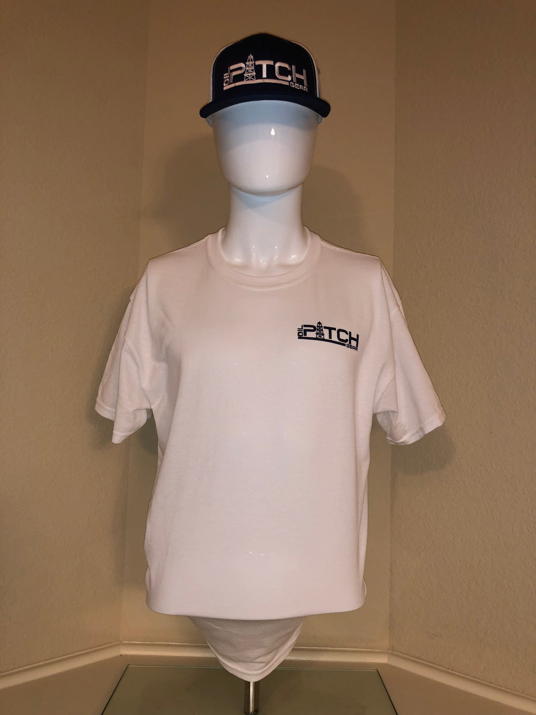 OPG White Short Sleeve T-Shirts