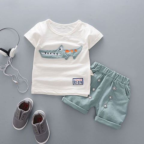 Shark Cotton Set
