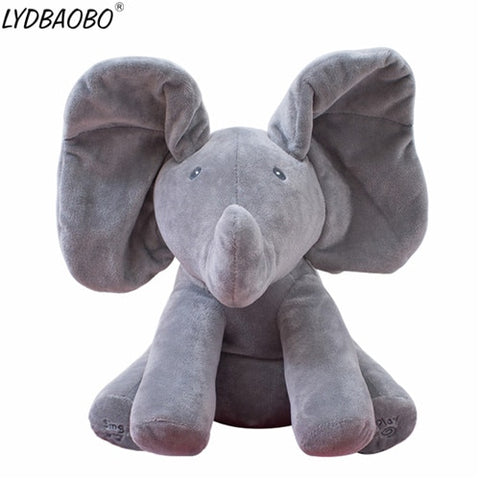 New Interactive Singing Elephant