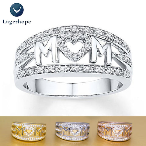 Exquisite Mom Ring