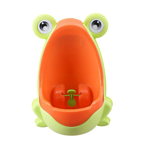 Baby Boy Froggy Potty Toilet