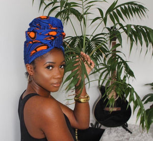Shola Full Headwrap
