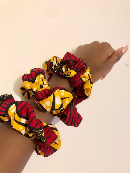 Temitayo hair Scrunchies