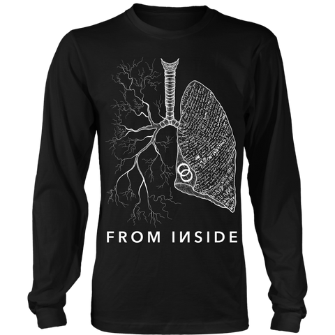 Lung Long Sleeve T-Shirt