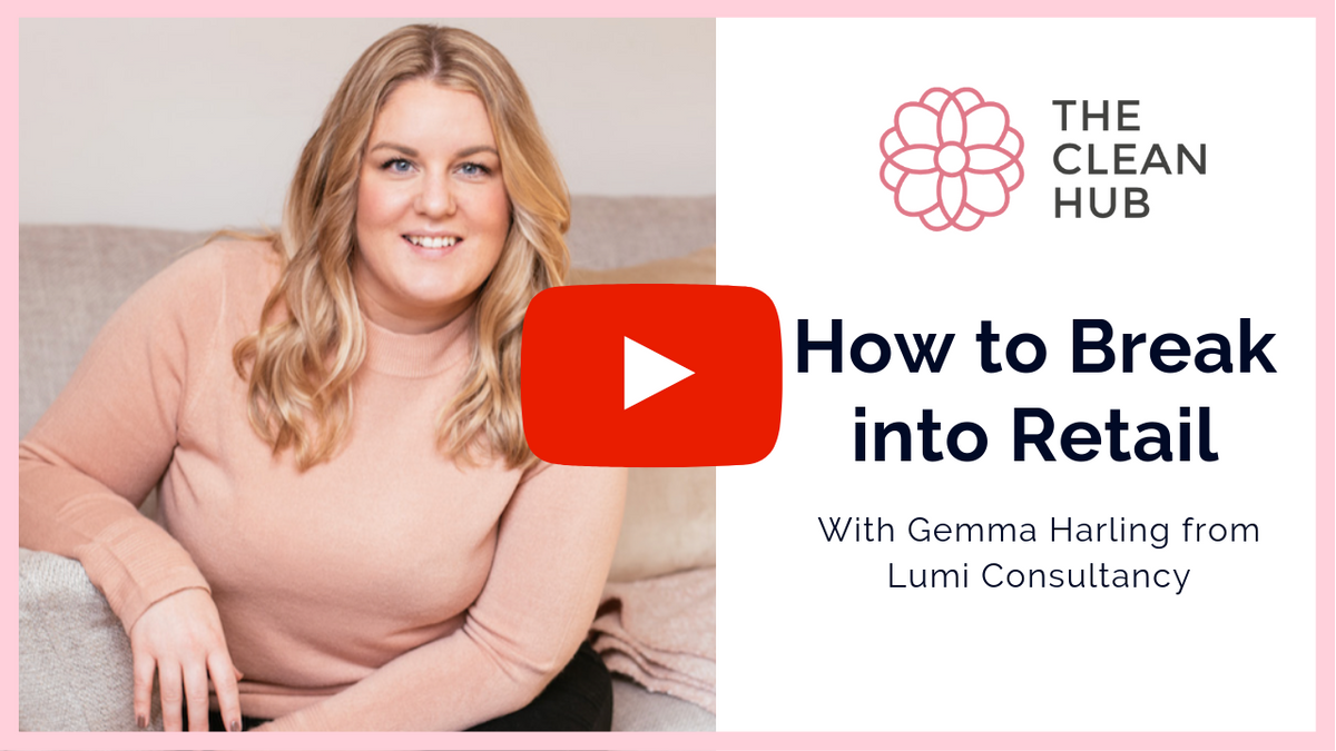 How to Break Into Retail with Gemma Harling from Lumi Consultancy