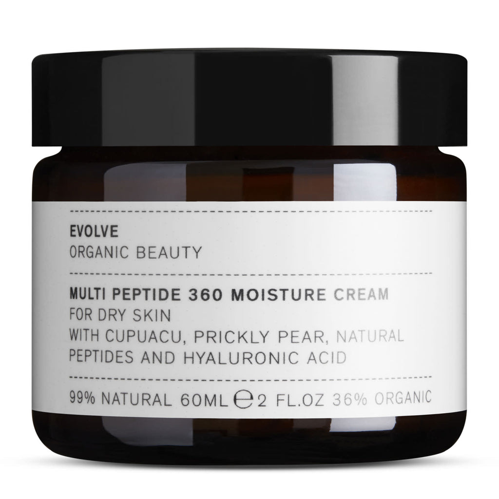 The Clean Hub: Multi Peptide 360 Moisture Cream By Evolve Beauty