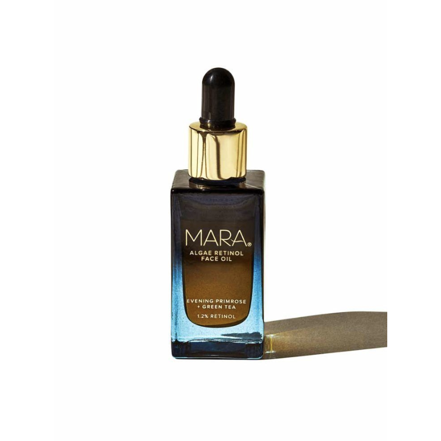 The Clean Hub: Clean Beauty Retinol Facial Oil By Mara Beauty