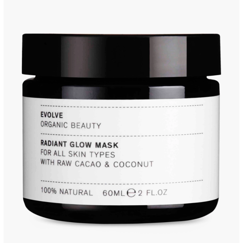 The Clean Hub: Anti Aging Radiant Glow Mask by Evolve Beauty