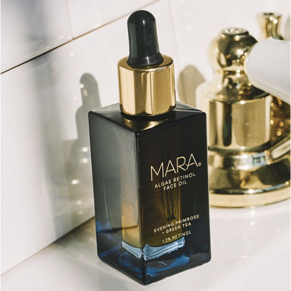 Clean Beauty Algae Retinol Facial Oil By Mara Beauty