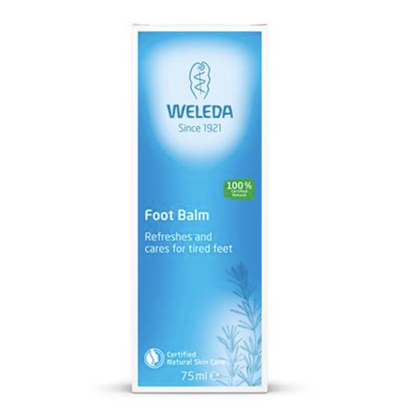 All Natural Foot Balm by Weleda