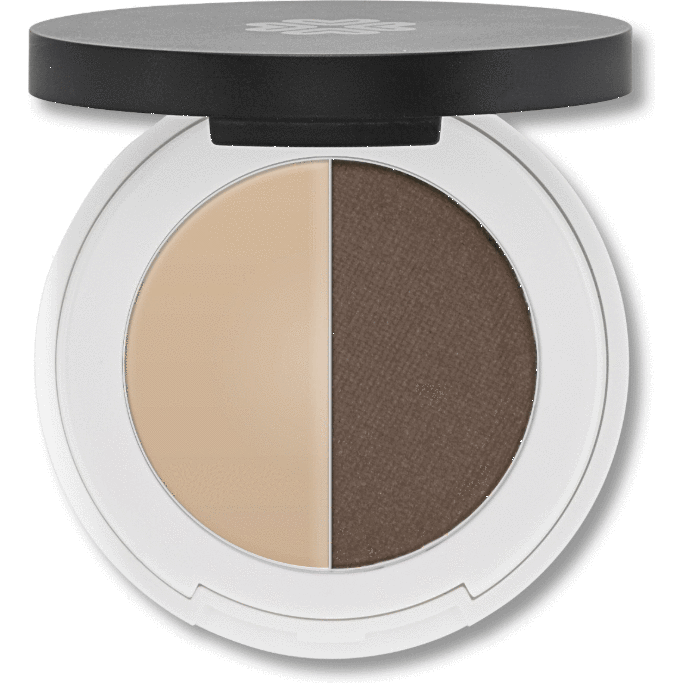 The Clean Hub Store LILY LOLO EYEBROW DUO IN MEDIUM