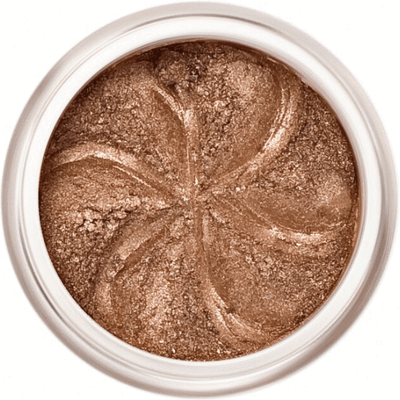 The Clean Hub Store LILY LOLO MINERAL EYE SHADOW IN BRONZE SPARKLE