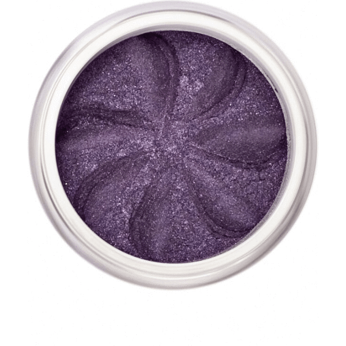 The Clean Hub Store LILY LOLO MINERAL EYE SHADOW IN DEEP PURPLE