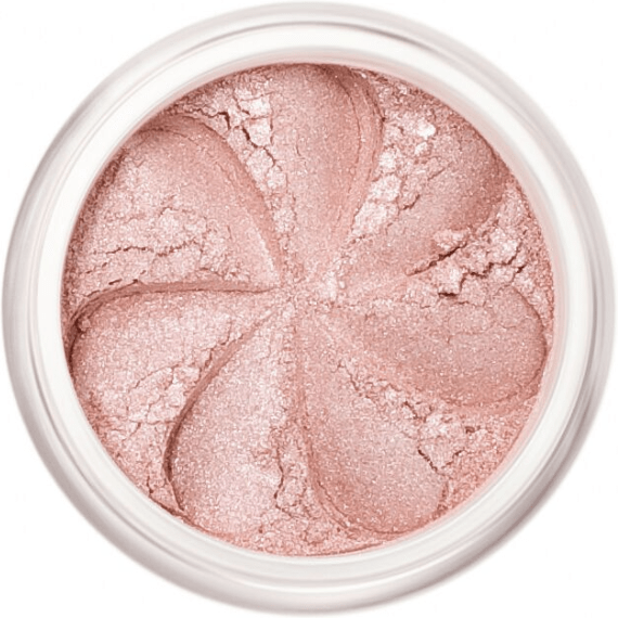 The Clean Hub Store LILY LOLO MINERAL EYE SHADOW IN PINK CHAMPAGNE