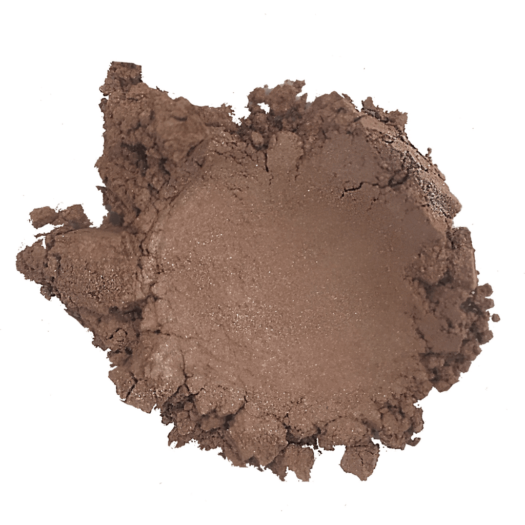 The Clean Hub Store LILY LOLO MINERAL EYE SHADOW IN SOFT BROWN