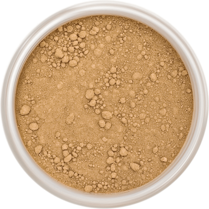 The Clean Hub Store LILY LOLO MINERAL FOUNDATION SPF 15 IN CINNAMON