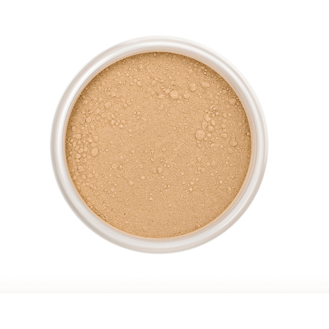 The Clean Hub Store LILY LOLO MINERAL FOUNDATION SPF 15 IN SAFFRON
