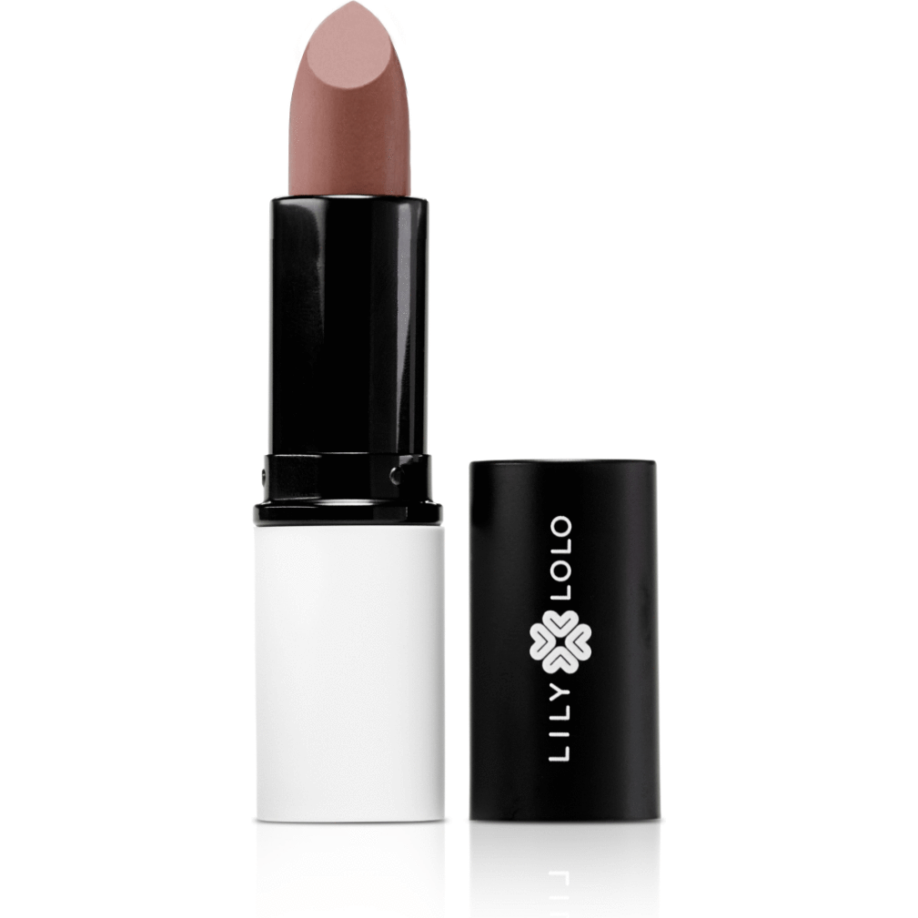 The Clean Hub Store LILY LOLO NATURAL LIPSTICK IN NUDE ALLURE