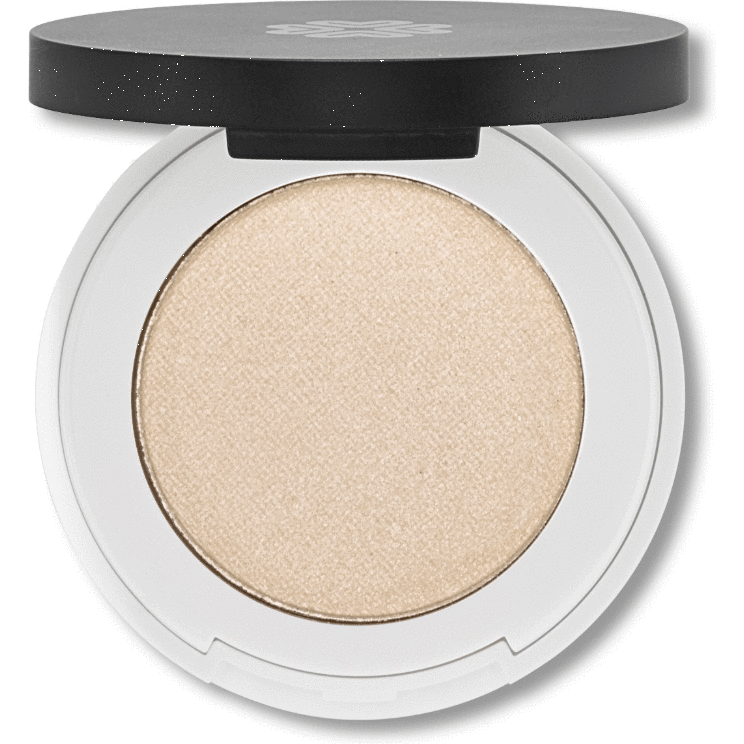 The Clean Hub Store LILY LOLO PRESSED EYE SHADOW IN IVORY TOWER