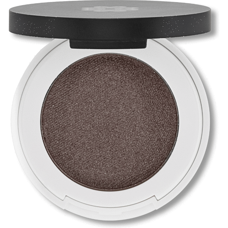 The Clean Hub Store LILY LOLO PRESSED EYE SHADOW IN TRUFFLE SHUFFLE