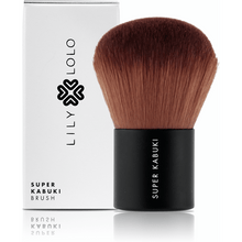 Load image into Gallery viewer, The Clean Hub Store LILY LOLO SUPER KABUKI BRUSH