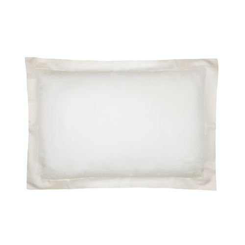 The Clean Hub Store MULBERRY SILK OXFORD PILLOWCASE