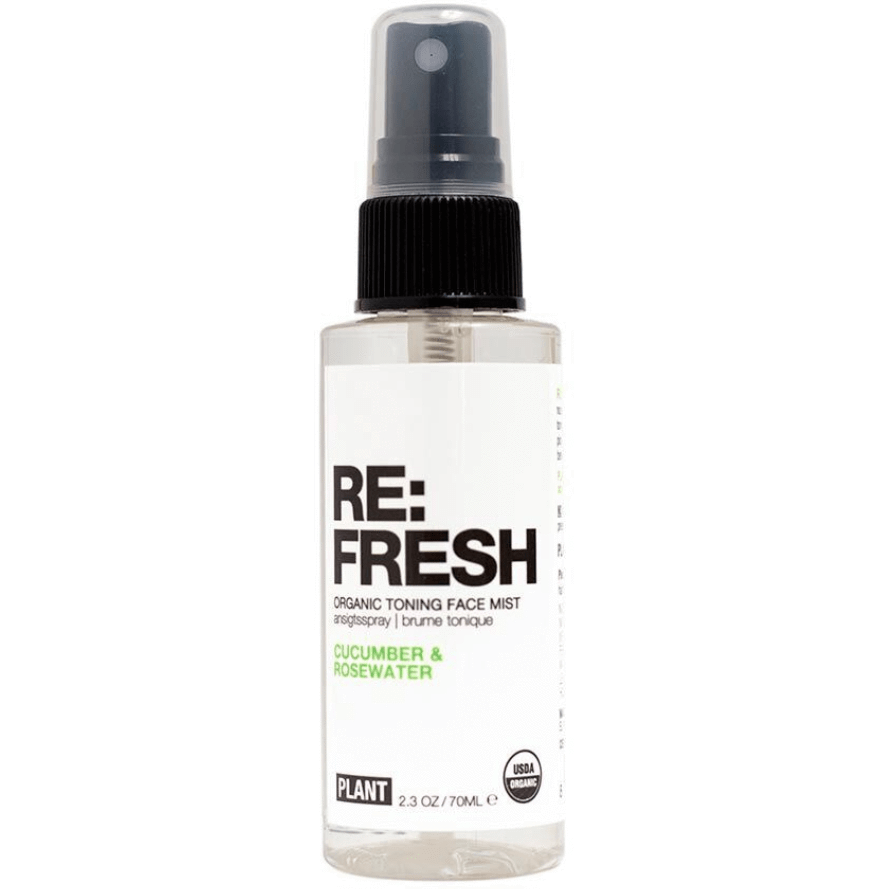 The Clean Hub Store PLANT APOTHECARY FRESH ORGANIC TONING MIST