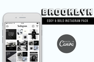 Brooklyn Instagram Design Templates