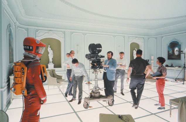 Dive Into Kubrick's Mind in an Exhibition About the Making of '2001: A Space Odyssey'
