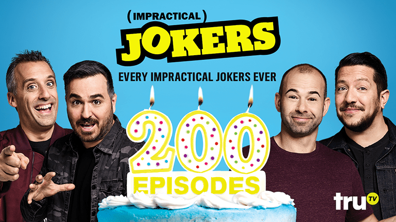 The Impractical Jokers 200th Episode Airs Tonight! (Video)